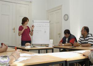 Schulungsraum - Theorie Kurssituationen